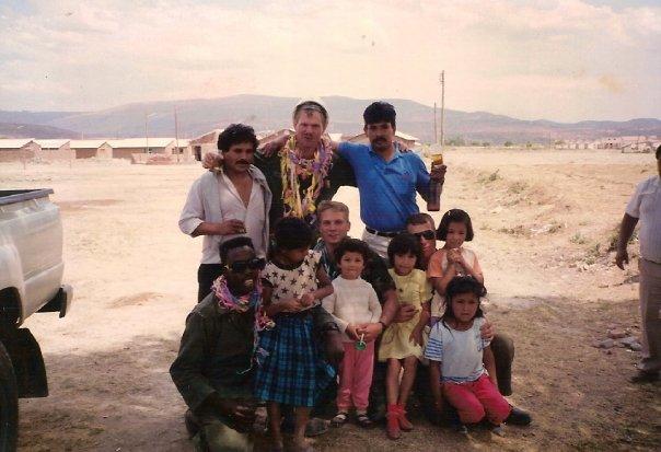 Bolivia crew