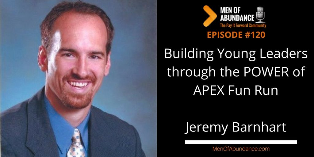 Building Young Leaders through the POWER of APEX Fun Run with Jeremy Barnhart