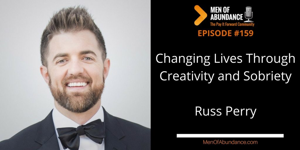 MOA 159- Changing Lives Through Creativity and Sobriety with Russ Perry
