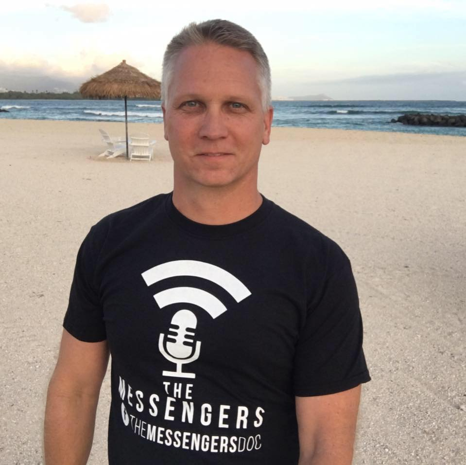 wally carmichael the messangers podcast