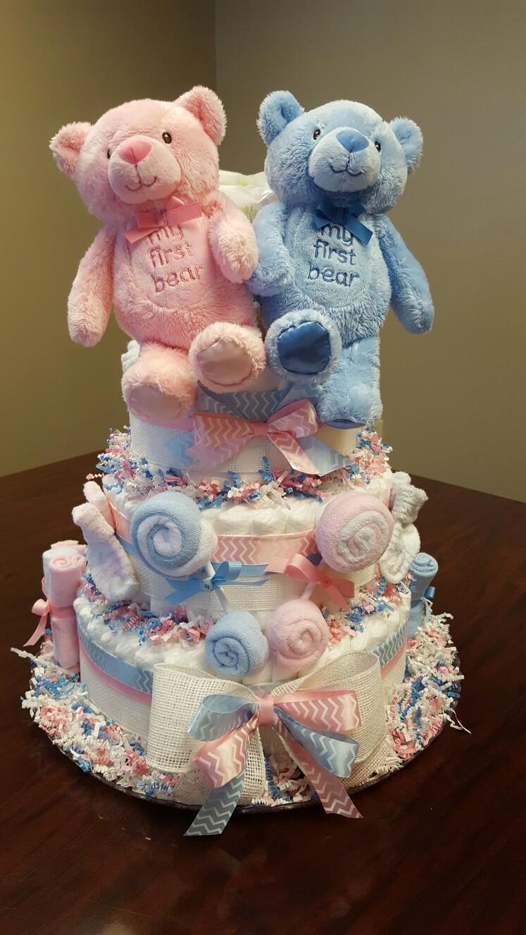 Stinky Cakes