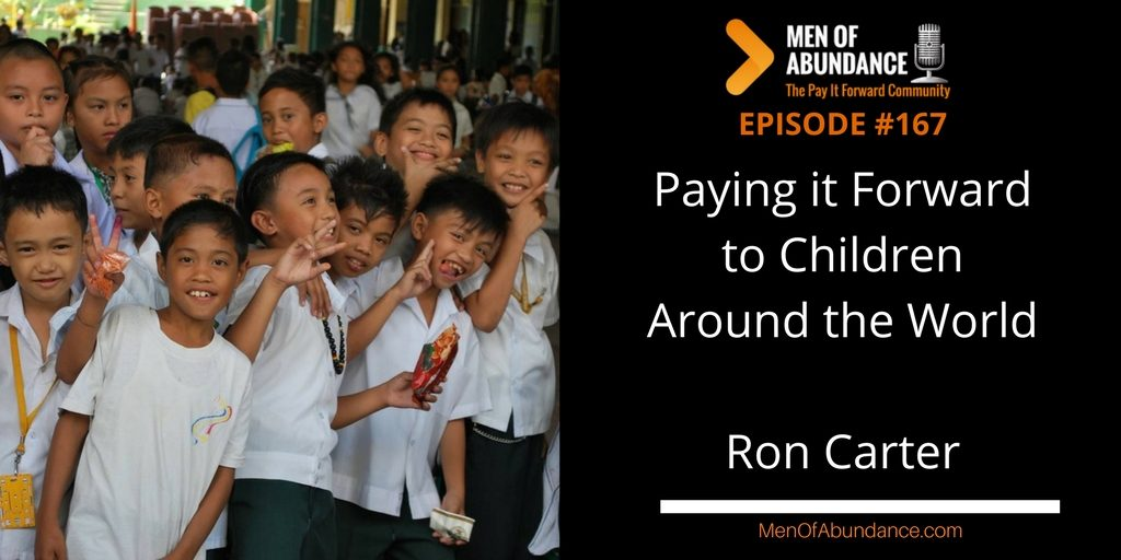Paying it Forward to Children Around the World with Ron Carter