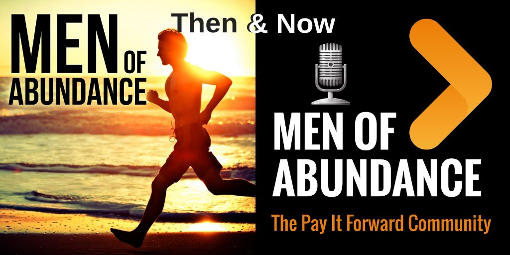MOA 234 Why This Abundance Journey Began and What's Next - Wally Carmichael