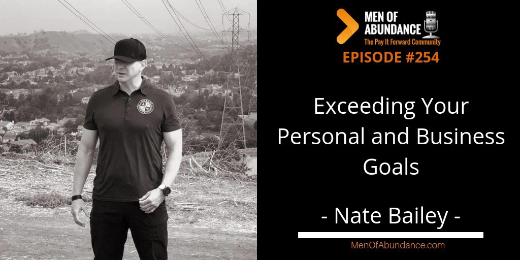 Exceeding Your Personal and Business Goals Nate Bailey